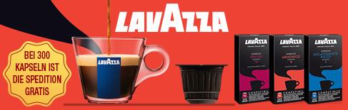 Lavazza Nespresso Kapseln kompatible