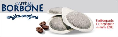 Kaffeepads caffè Borbone 44mm ESE