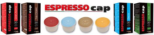 Pads Agostani Termozeta Espresso Cap