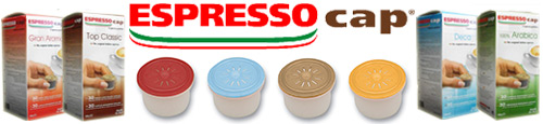 Termozeta Espresso Cap kapseln