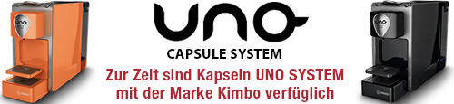 Kapseln Illy Uno System