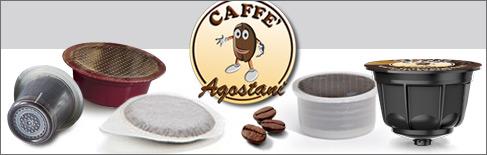 Agostani Kaffee Kapseln und Pads