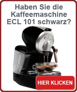Haben Sie die Kaffeemaschine ECL 101 schwarz?