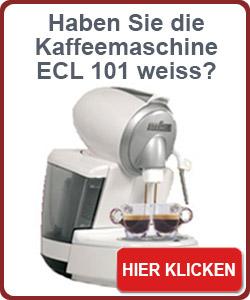 Haben Sie die Kaffeemaschine ECL 101 weiss?