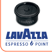Capsule originali per Sistema Lavazza Espresso Point