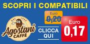 Kompatibel Agostani Kaspeln passend für Lavazza A Modo Mio