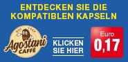 Lavazza Nespresso kompatible Kapseln