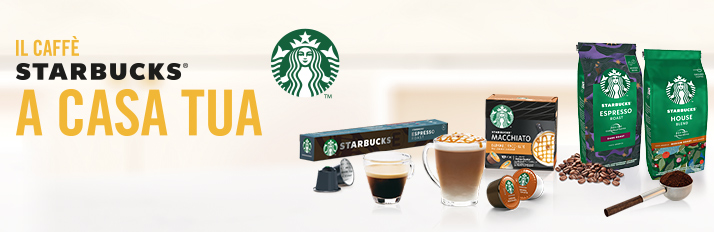 Starbucks Kaffee online shop Deutschland