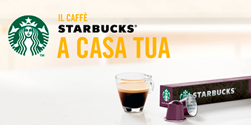 Starbucks Nespresso Kapseln