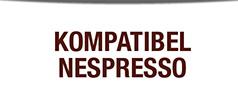 Kompatibel Nespresso