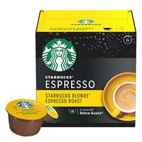 STARBUCKS Blonder Espresso-Braten von Nescafé Dolce Gusto