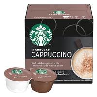 STARBUCKS Cappuccino von Nescafé Dolce Gusto