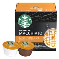 STARBUCKS Caramel Macchiato von Nescafé Dolce Gusto