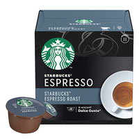 STARBUCKS Espresso-Braten von Nescafé Dolce Gusto