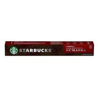 STARBUCKS Single-Origin Sumatra von Nespresso